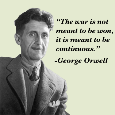 orwell-on-continuous-war