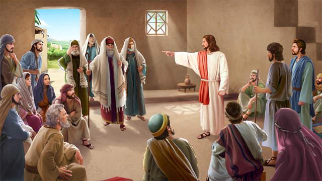 The-Pharisees%u2019-Judgment-on-Jesus